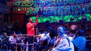 Who's enjoying the 2019 CBeebies Proms?   Not a dry eye for Hans Zimmer's Earth piece. 🌎🌍   And the talented guests 👏  @Chineke4Change @kwameryan  @BBCSingers   Stream on iPlayer & more info via @BBC_Teach  Ten Pieces:
