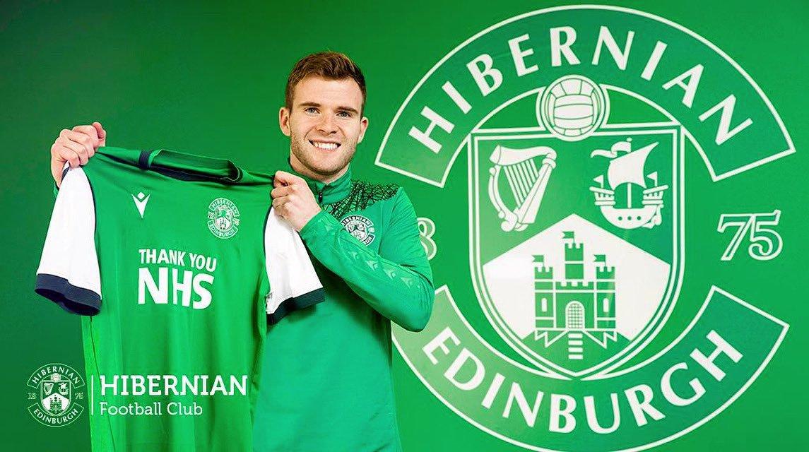 Chris Cadden quitte le @Columbuscrew_FR totalement gratuitement pour signer en Écosse du côté de @HibernianFC_FRA !  L'international écossais quitte donc le #crew96 après une saison à seulement 10 matchs.  Columbus garde un % d'une potentielle revente dans le futur.