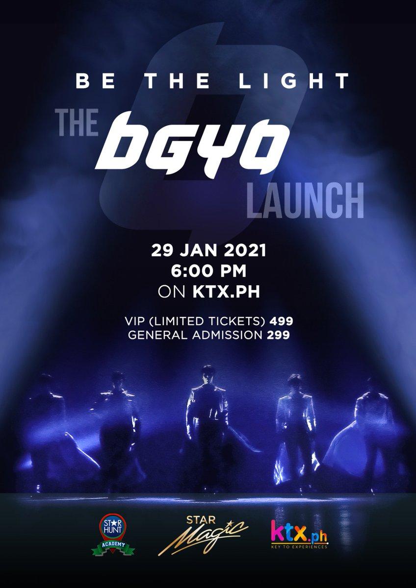 #BGYO | Be The Light
