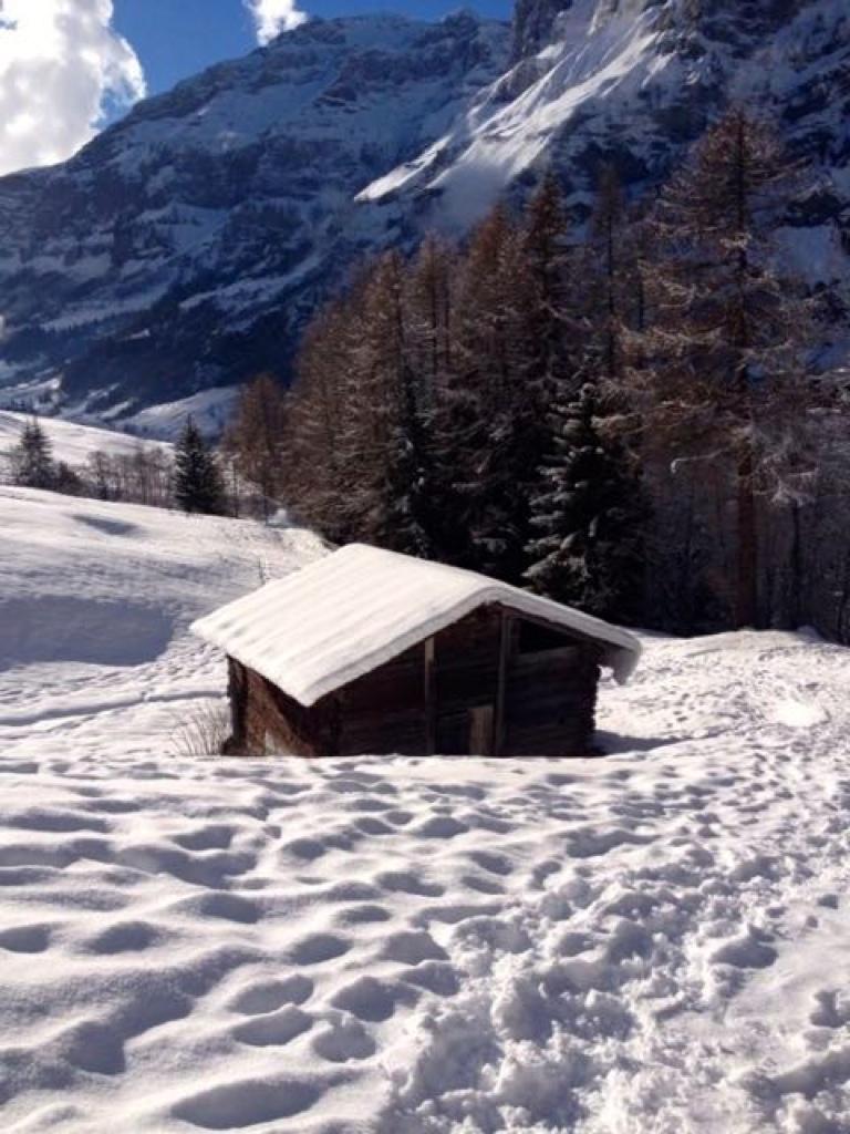 This is #Leukerbad #SwissAlps #Valais #Inlovewithswitzerland