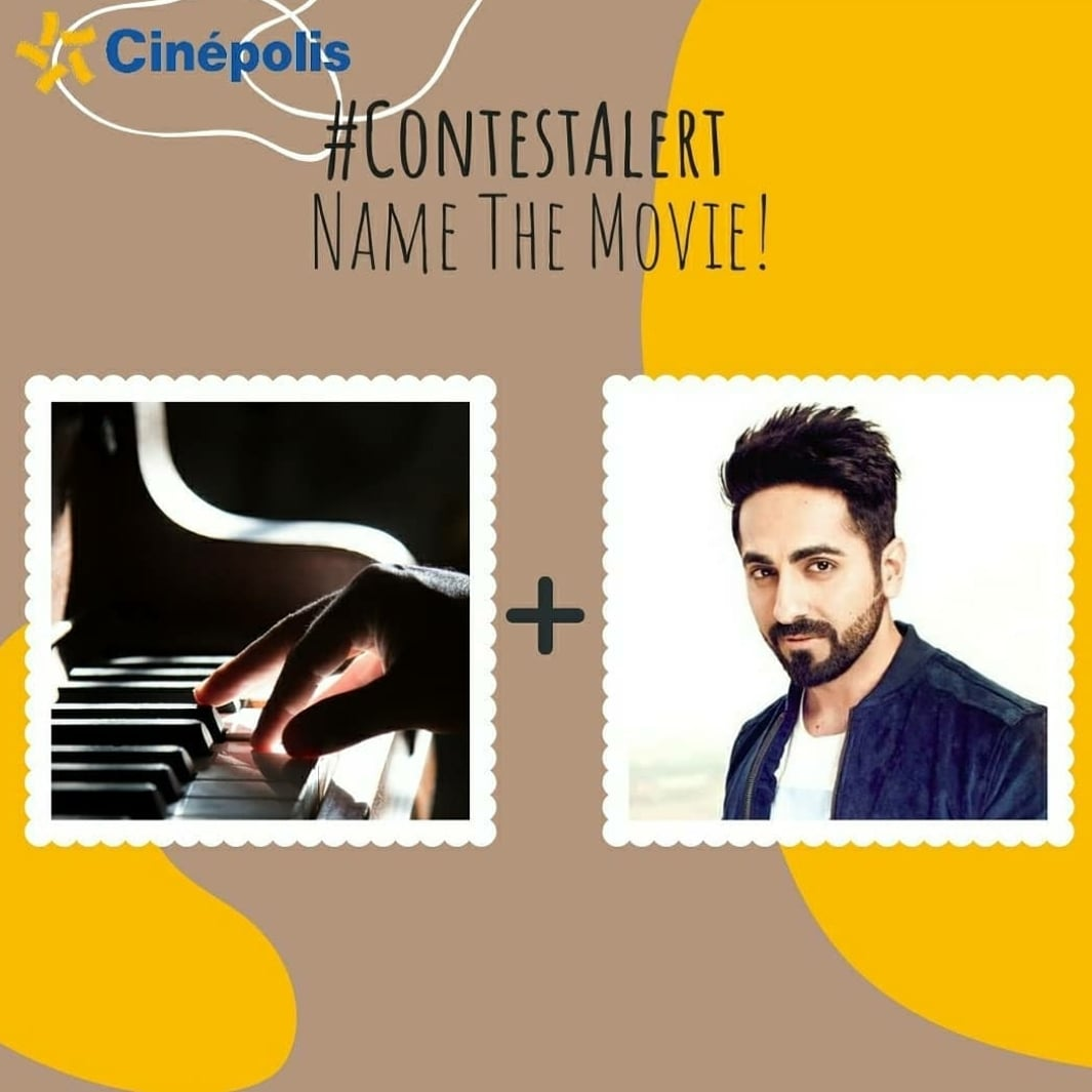 #ContestAlert - Here's your chance to win 450 #ClubCinepolis points  and redeem them once we  open up again at your  closest #Cinepolis!  Rules:  - Put down answers - Tag 3 friends - Use all #tags #Cinepolis #CinepolisIndia