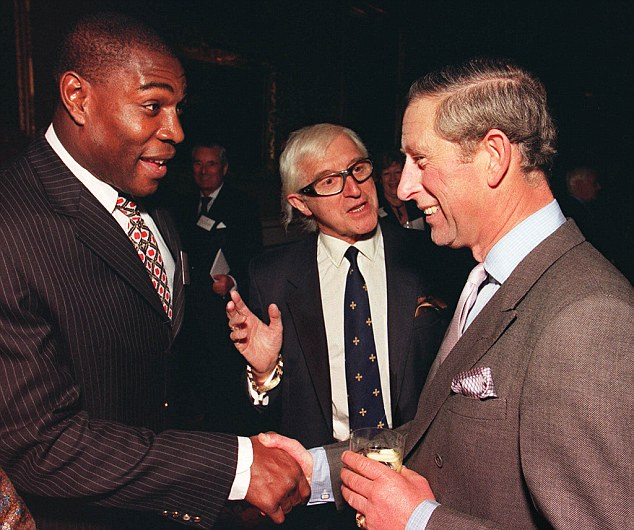 @Dpol_un #StephenFry friend of activist and moderate head chopper supporter #PeterTatchell entertained #PrinceCharles at his home  Charles known for his close friendship with Savile #Litvinenko #Skripal But hey blame Russia!