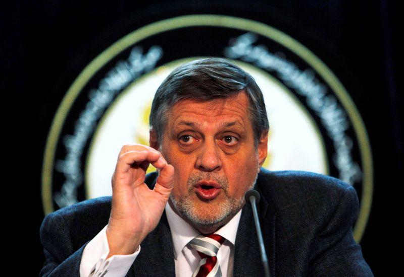 U.N. Security Council approves new U.N. Libya mediator