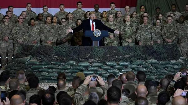 صدر ٹرمپ عسکری الوداعی تقریب کے بغیر رخصت ہوں گے  #امریکا #ڈونلڈ_ٹرمپ