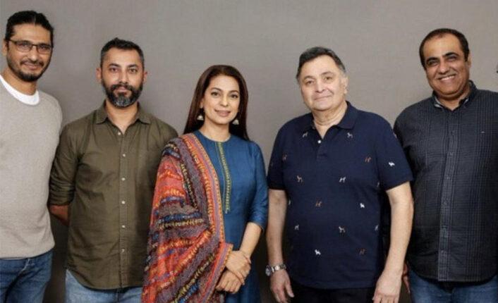 'ଶର୍ମା ଜୀ ନମକିନ'କୁ ପରେଶ ରାୱଲ ପୁରା କରିବେ  #PareshRawal #Bollywood #movies @SirPareshRawal  @iam_juhi  @chintskap
