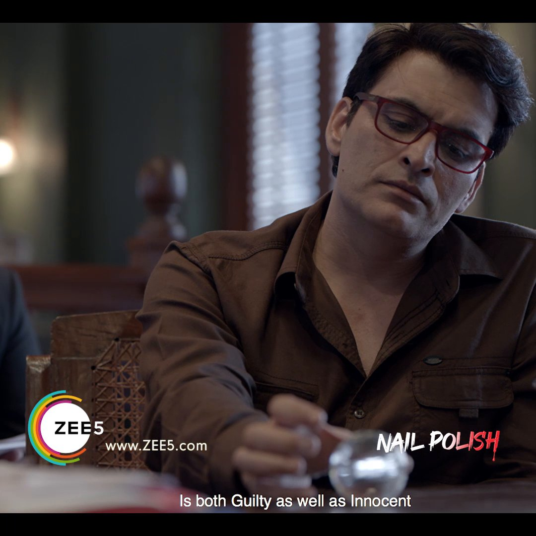 Is Veer innocent or guilty? India has the answer. Watch what the nation's watching. #NailPolish, streaming now. #ShadesOfLaw⚖️