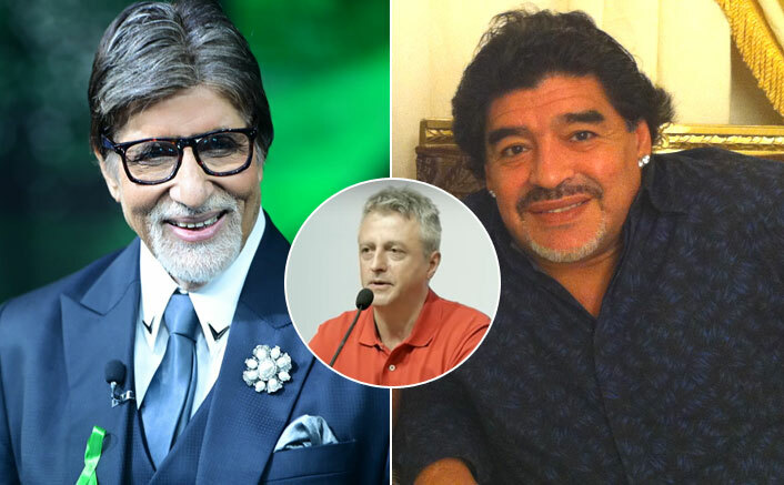 Argentine Filmmaker Pablo Cesar Wants To Make A Movie With Amitabh Bachchan, Compares His Popularity To Maradona https://t.co/8ZbQgD1Z4o https://t.co/HDOTL2UZxP