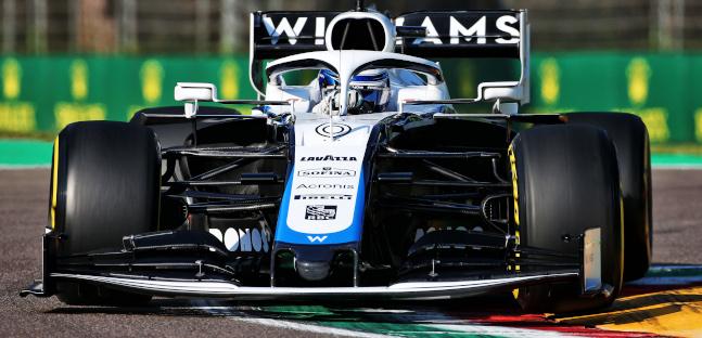Fare progressi in qualifica: il primo obiettivo di Nicholas Latifi per la sua seconda stagione in #F1