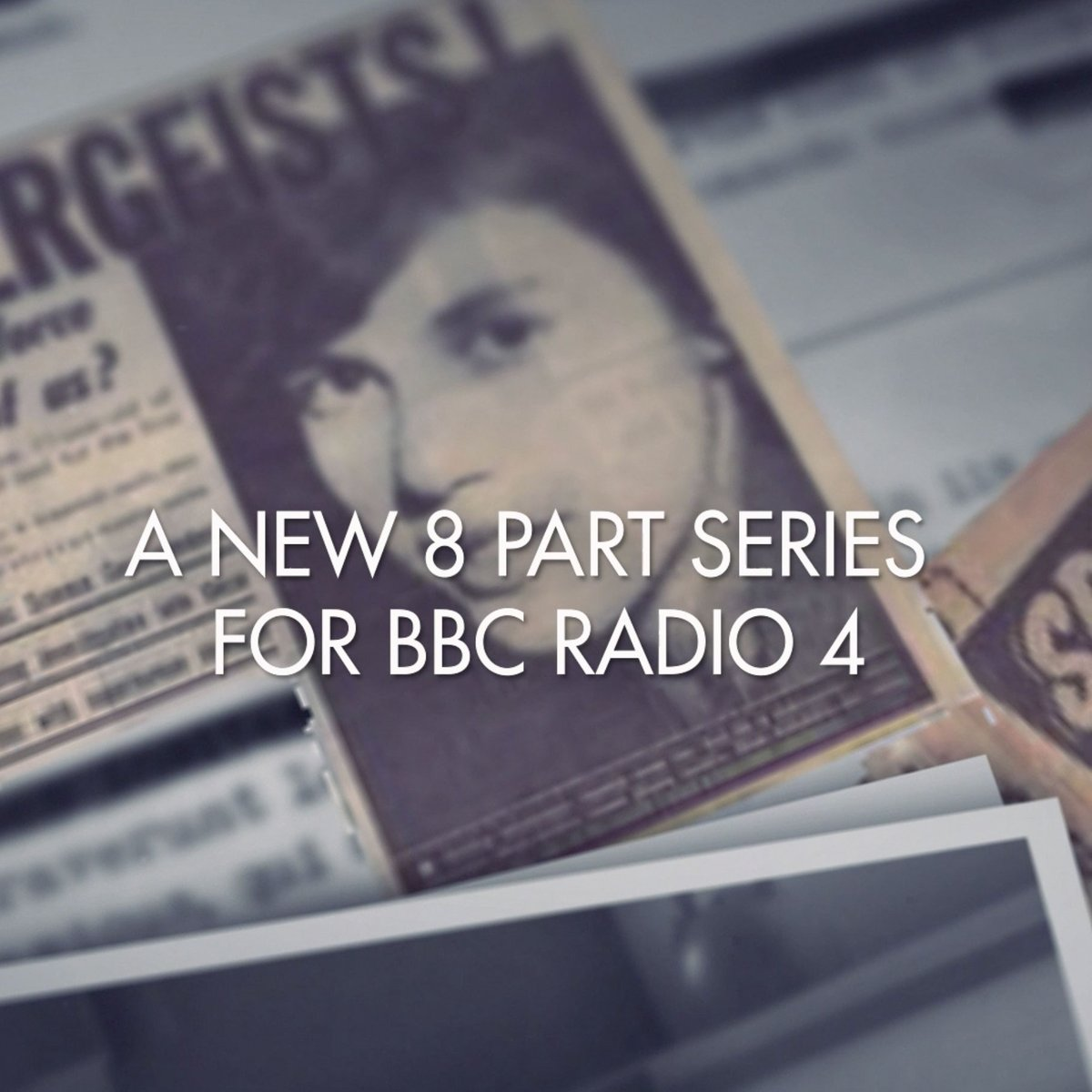 The Battersea Poltergeist - a chilling new drama-documentary podcast presented by @Danny_Robins and with an extraordinary cast: @DafneKeen, Toby Jones, @alicelowe, @burngorman, Calvin Demba and Sorcha Cusack. Music from @nadineshah  Subscribe on @BBCSounds