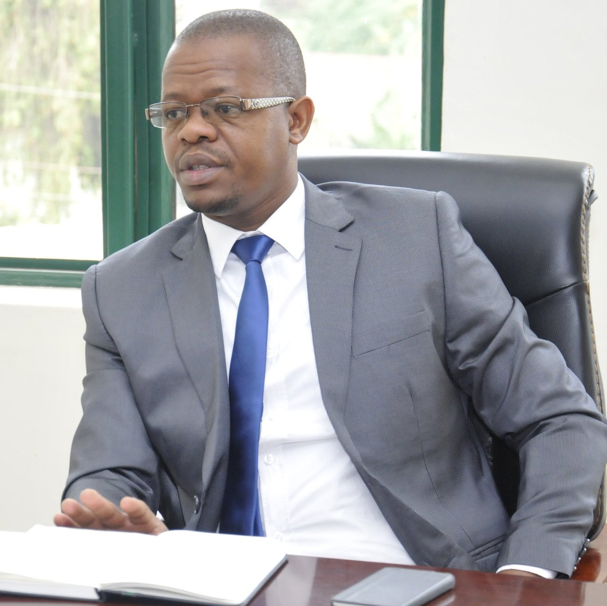 The #Uganda FA President @MosesMagogo has been announced as the winner for the Member of Parliament for Budiope East.   #UgandaElections #UgandaDecides