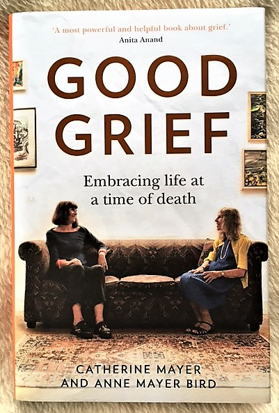 #WeekendRead #SaturdayMorning Here's a #book for anyone who's suffered #bereavement recently, #Review on my #blog. Hope it helps people.