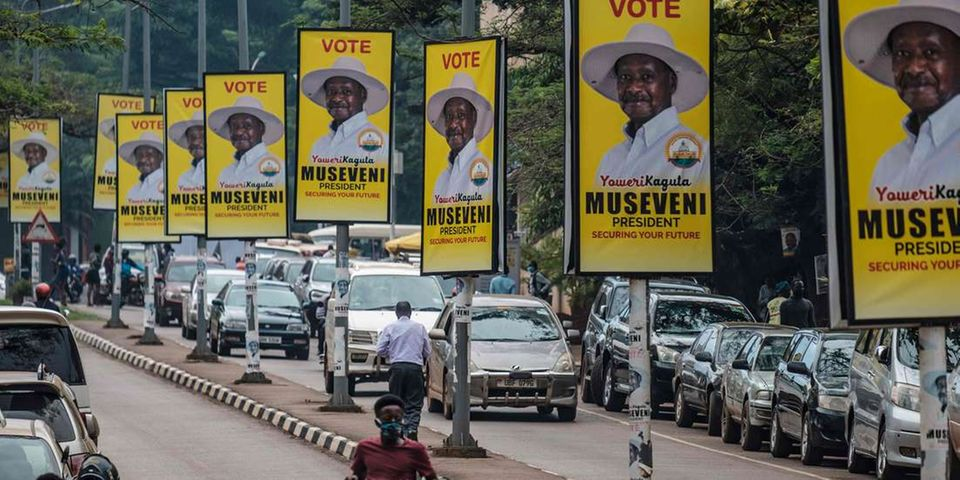 As tense elections takes place, key information about #Uganda known as the 'Pearl of Africa' -