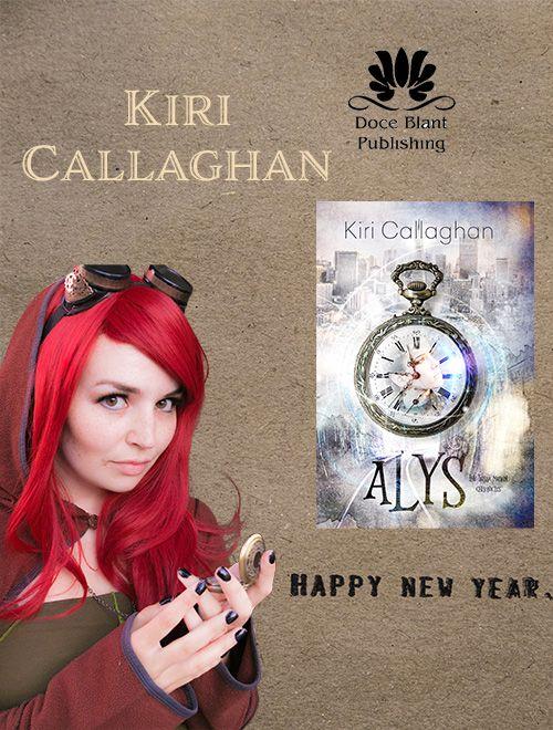 Set your resolve to follow Alys down the YA rabbit trail in 2021! #Steampunk #Fantasy Kiri Callaghan #NewYear