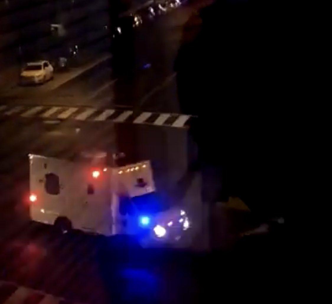 #أمريكا l بالفيديو.. عناصر الشرطة والإطفاء والإسعاف يهرعون إلى مبنى الكونغرس الأمريكي