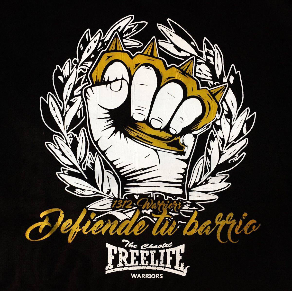 Defiende tu barrio de @freelifemadrid disponible en sudadera y camiseta!    #vallekas #bestiarioshop #defiendetubarrio #vk #antifa