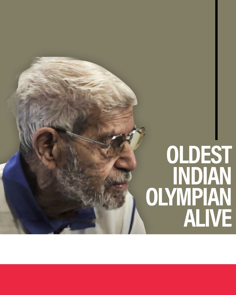 Who is India's Oldest Living Olympian?   📽️: Here's the story of the living legend, the double Olympic Gold medal winner who is still going strong!