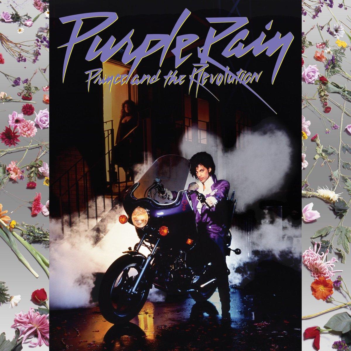 @mitchlafon #PurpleRain by #Prince 💜