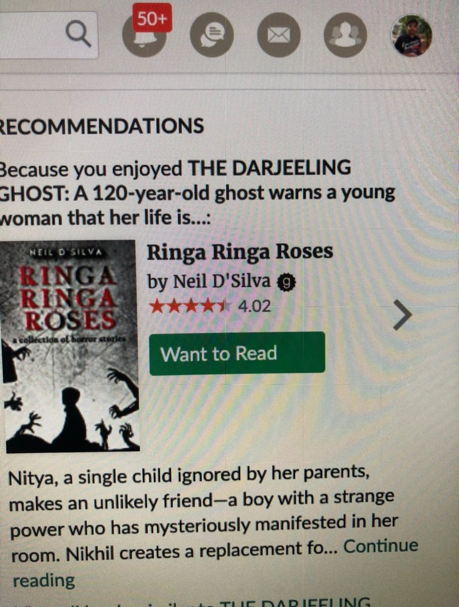 Goodreads just recommended me this book. What do you think of it, guys?