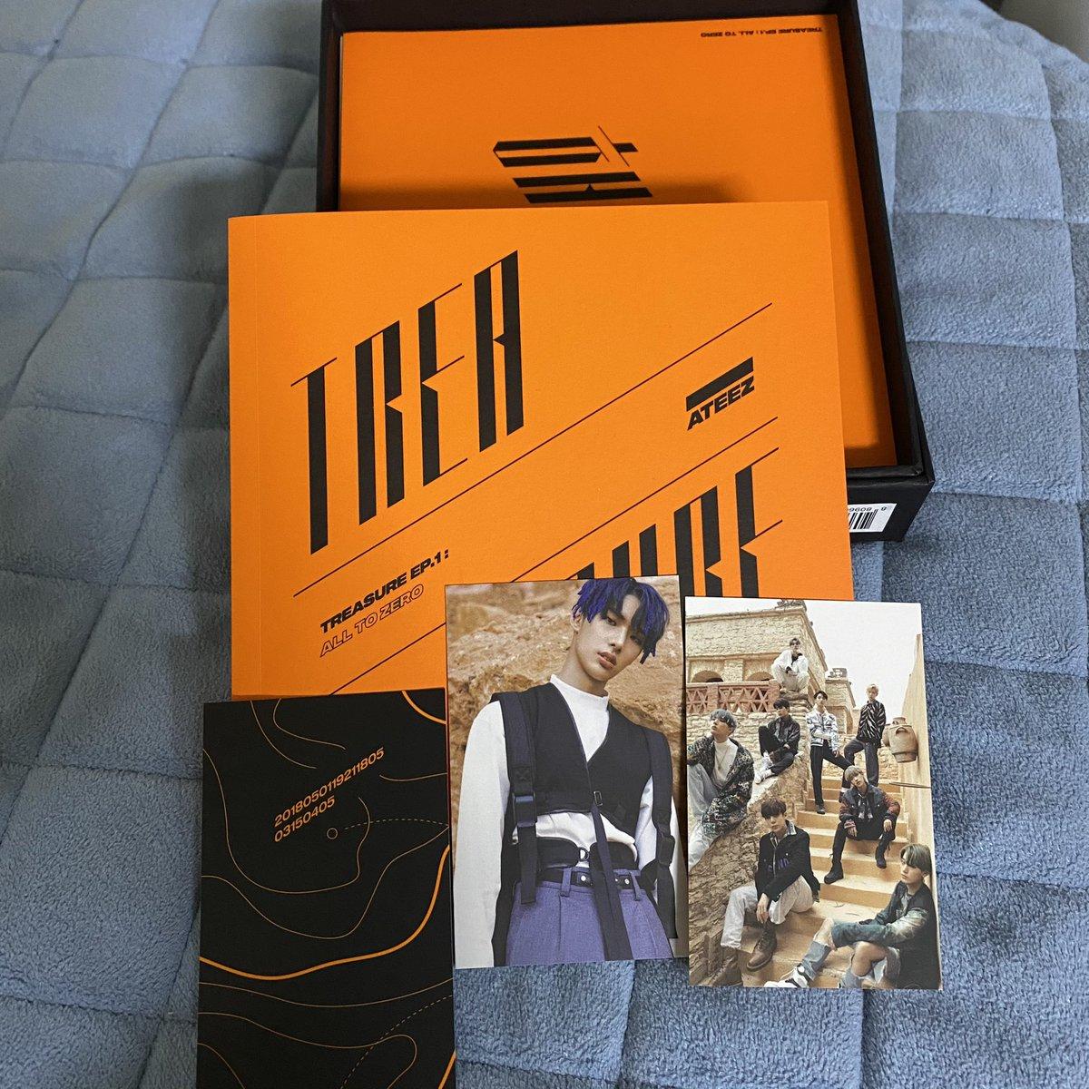 Selling #ATEEZ Treasure albums with PCs (see pics) #San #Wooyoung #Mingi #Treasure #ATINY #에이티니    디엠주세요   #에이티즈 #김홍중 #박성화 #정윤호 #강여상 #최산 #송민기 #정우영 #최종호 #양도