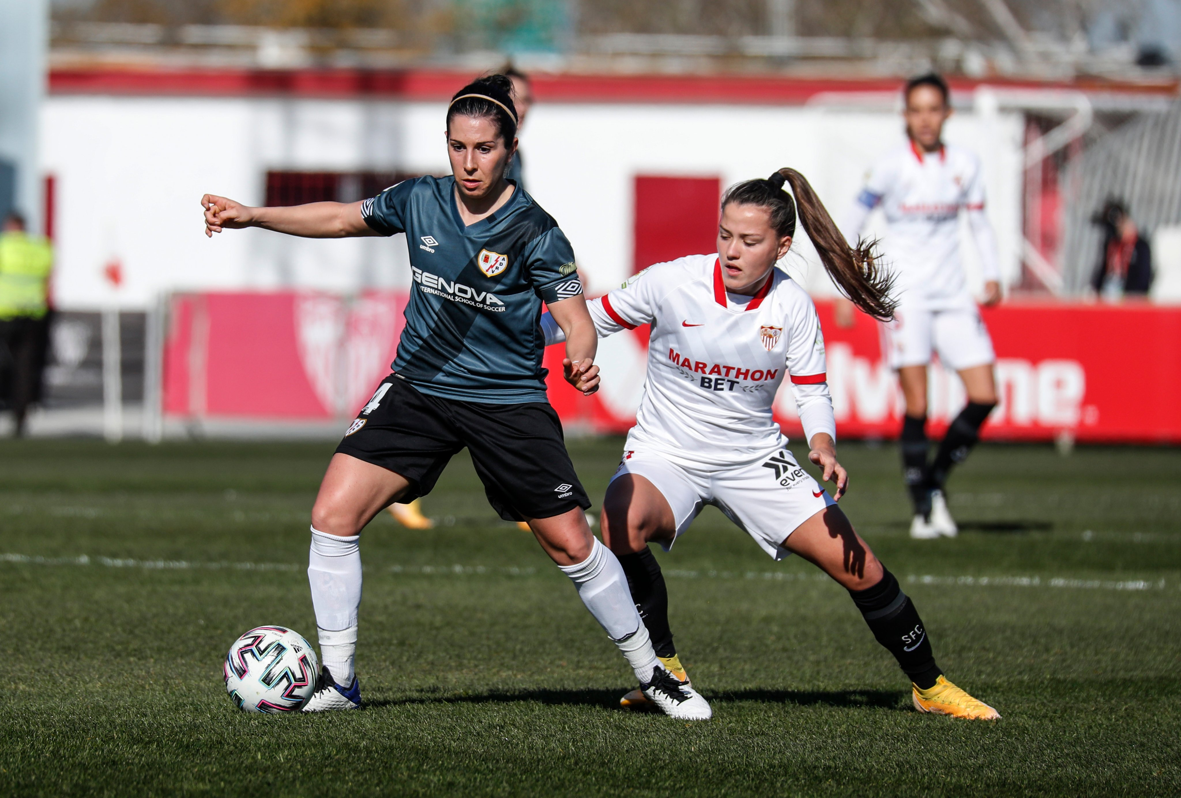 Sevilla FC Femenino - Rayo Femenino | Imagen: Rayo Femenino