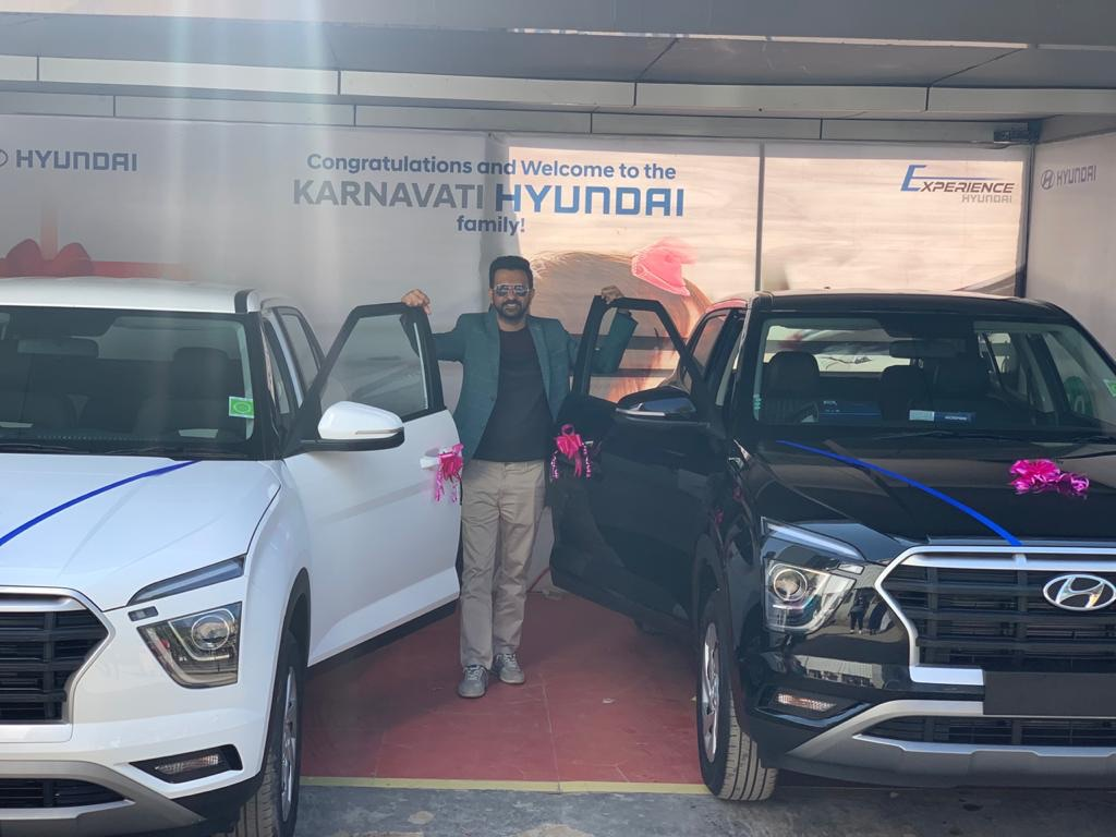 At MindInventory, we know that employee recognition is good for workplace motivation.  MindInventory surprised 3 of our senior resources  by gifting them 3 brand new cars🚘.  Bhumi has rewarded by Skoda Rapid, Manoj and Pratik received Hyundai Creta.  #LifeAtMI #10thAnniversary