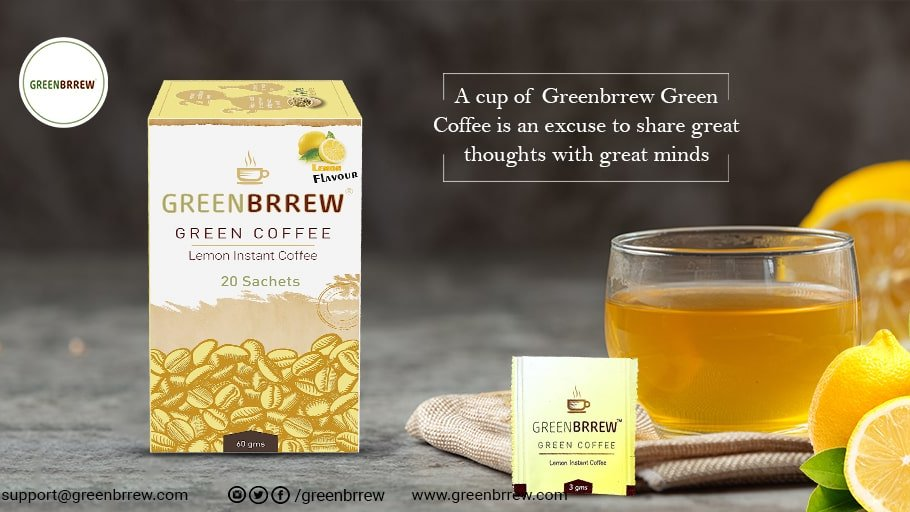 A cup of Greenbrrew #GreenCoffee is an excuse to share great thoughts with great minds. @greenbrrew  Order Now @amazonIN  Also Available @flipkart @nykaa @seniority_IN   #weightloss #lemon #instagood #coffee #coffeelovers #photooftheday #healthcare #WeCare