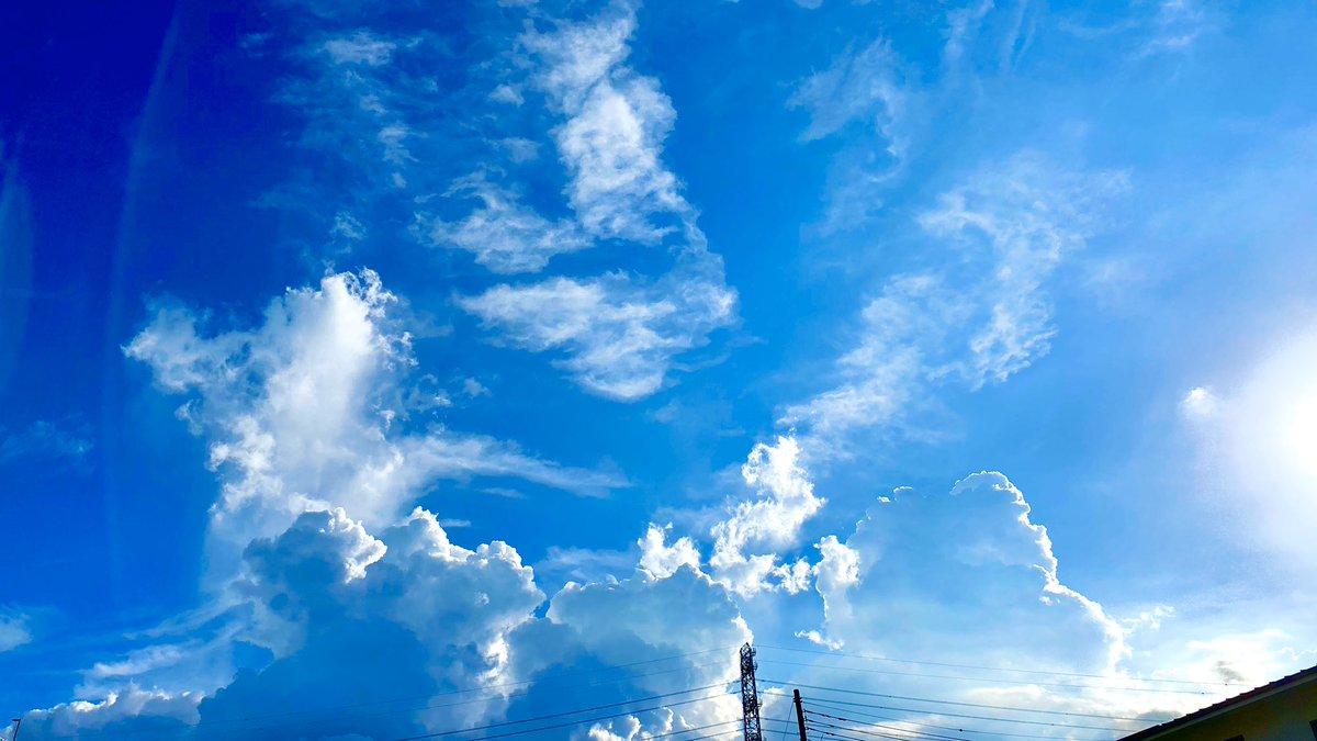 😪 #景色 #好き #life #blue #空 #そら #そらふぉと #ふぉと #sky #view #photo #photooftheday #photography #picoftheday #空好きの人と繋がりたい #写真好きな人と繋がりたい #写真撮ってる人と繋がりたい #自然 #旅 #旅好き #雲 #風景 #額装のない写真展