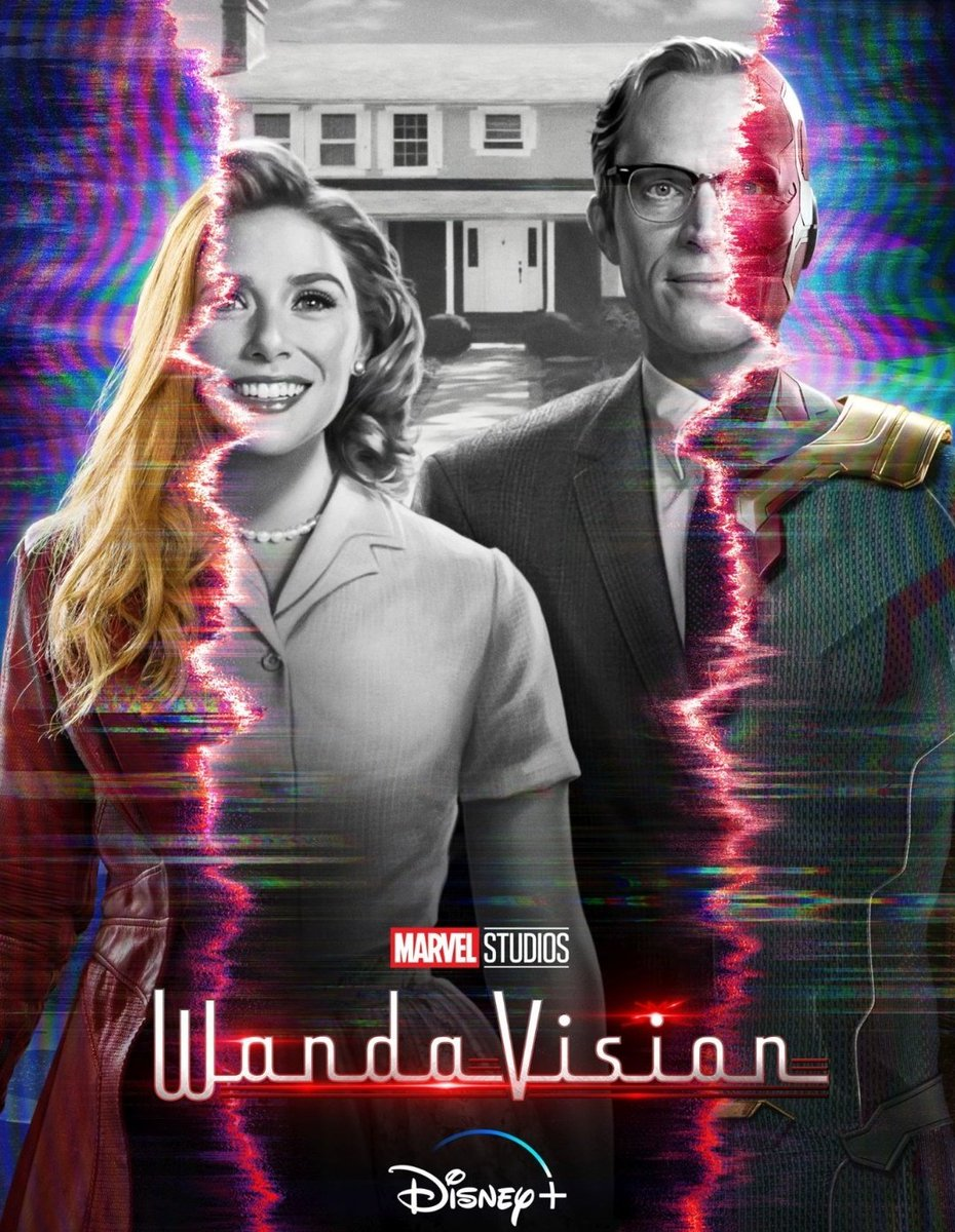 Has anyone watched WandaVision yet?  What's your thoughts?  I was going to start watching it this weekend, looks like it could be good ☺  #WandaVision #disney #marvel #warzone #twitch