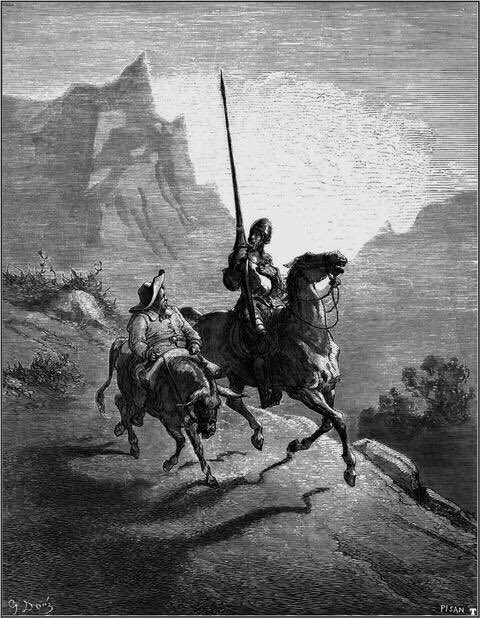 """On this day in history, January 16, 1605, the first edition of """"El ingenioso hidalgo Don Quijote de la Mancha"""" (Book One of Don Quixote) by Miguel de #Cervantes is published in Madrid. #classics #literature #Quixote #firstedition #SaturdayMorning #SaturdayThoughts #otd"""