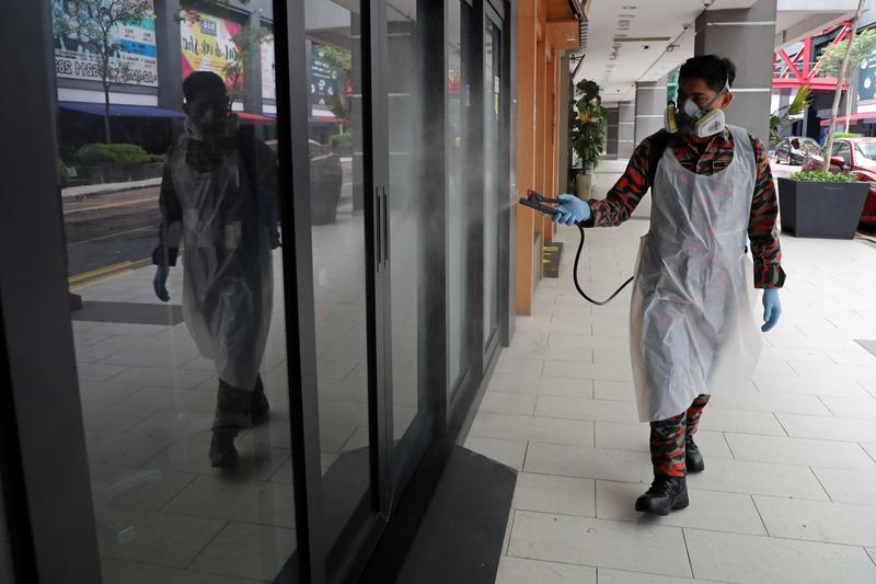 Malaysia reports 4,029 new coronavirus cases, highest daily count