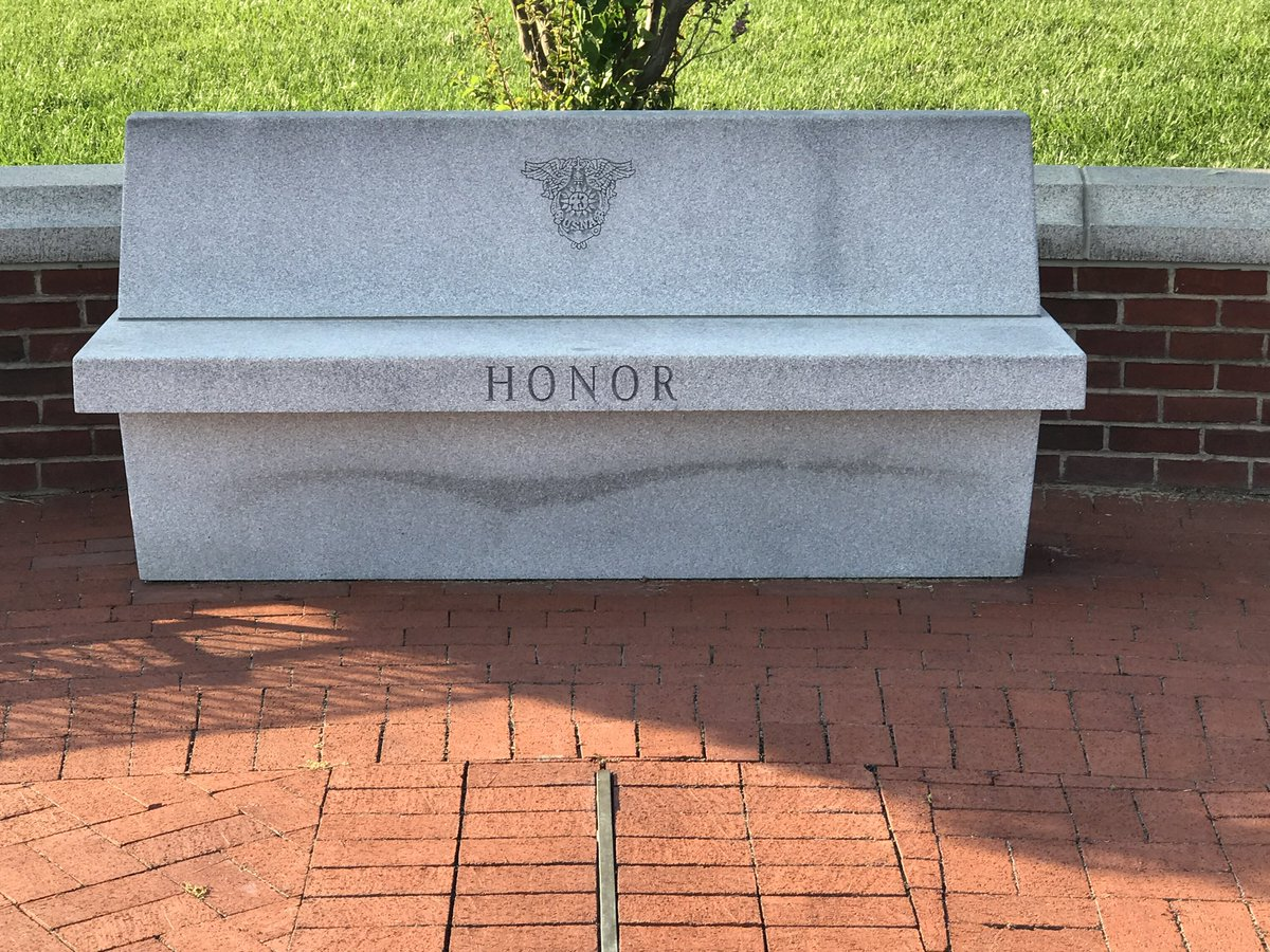 My last trip to the #USNA (#NavalAcademy #Annapolis). Pretty sure I spent more time at this great institution than the #StolenValor @RepCawthorn @CawthornforNC who lied about attending and implying he graduated from here. #JackRyan he is not but certainly lacks Honor and Courage.