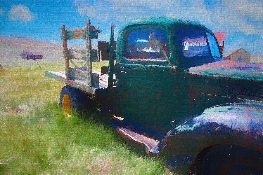 Art for the Eyes!  #painting #california #bodie #artwork #art #artlover #landscapelovers #photooftheday #wallart #PHOTOS #visa #AmexLife #amex #photographyislife #picoftheday #saatchiart  #naturelovers