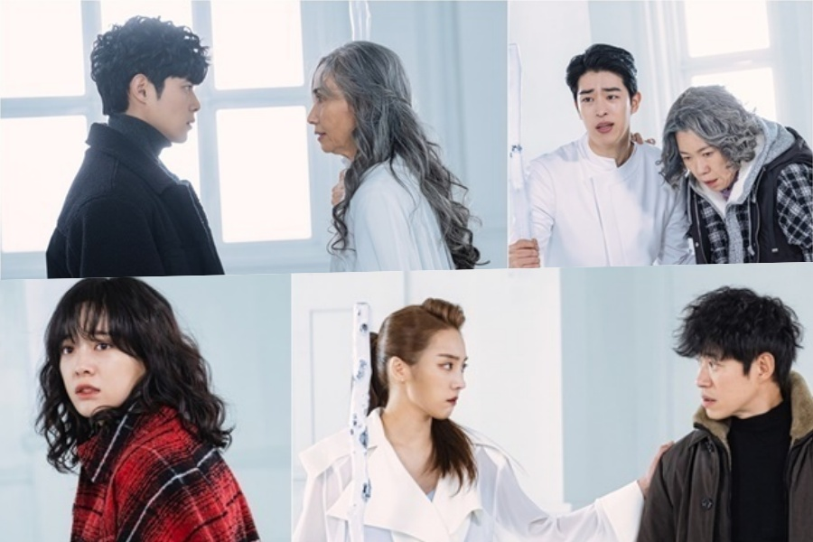 """#JoByeongGyu, #KimSejeong, #YooJoonSang, And #YeomHyeRan Gear Up For The Final Battle In """"The Uncanny Counter"""" https://t.co/BfhS6aIsZ2 https://t.co/5lzHXFB1O4"""