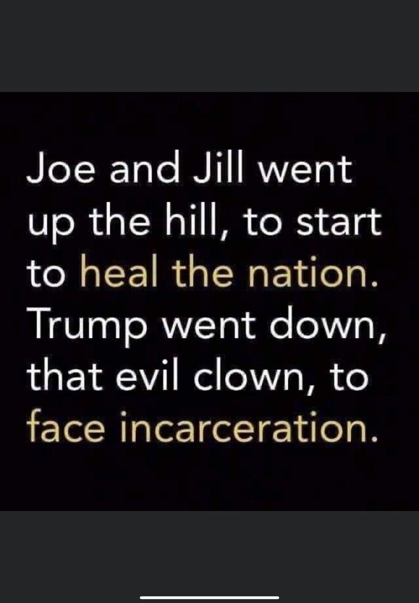 Enough said! #ArrestDonaldTrump #ConvictTrumpNow