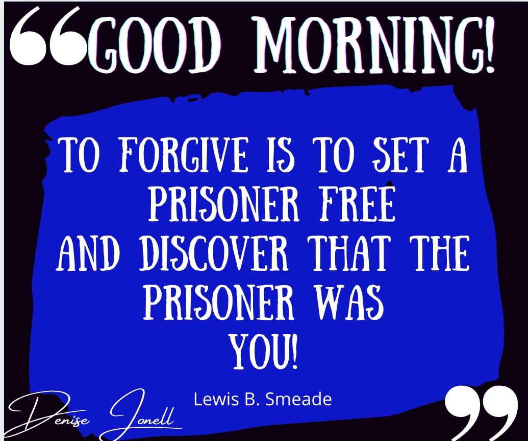 Good Morning!  #denisejonell #coaching #patience #healing #restoration #saturdaymorning #saturdaymood #saturdaymotivation #SaturdayVibes
