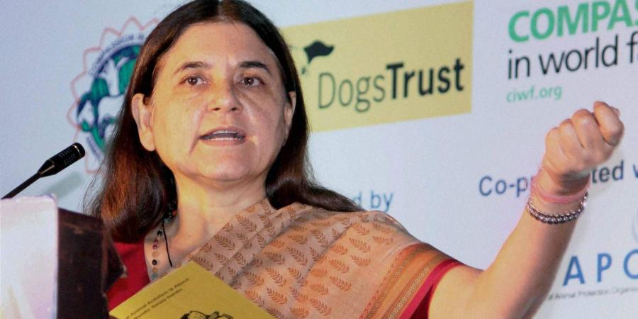 @Rumm17913821 @Swamy39 @NewIndianXpress Former union minister and BJP MP Maneka Gandhi writes to Uttarakhand CM, alleges Rs 3000 crore Bofors-like 'scam' by Uttarakhand officials !! 🌟💥