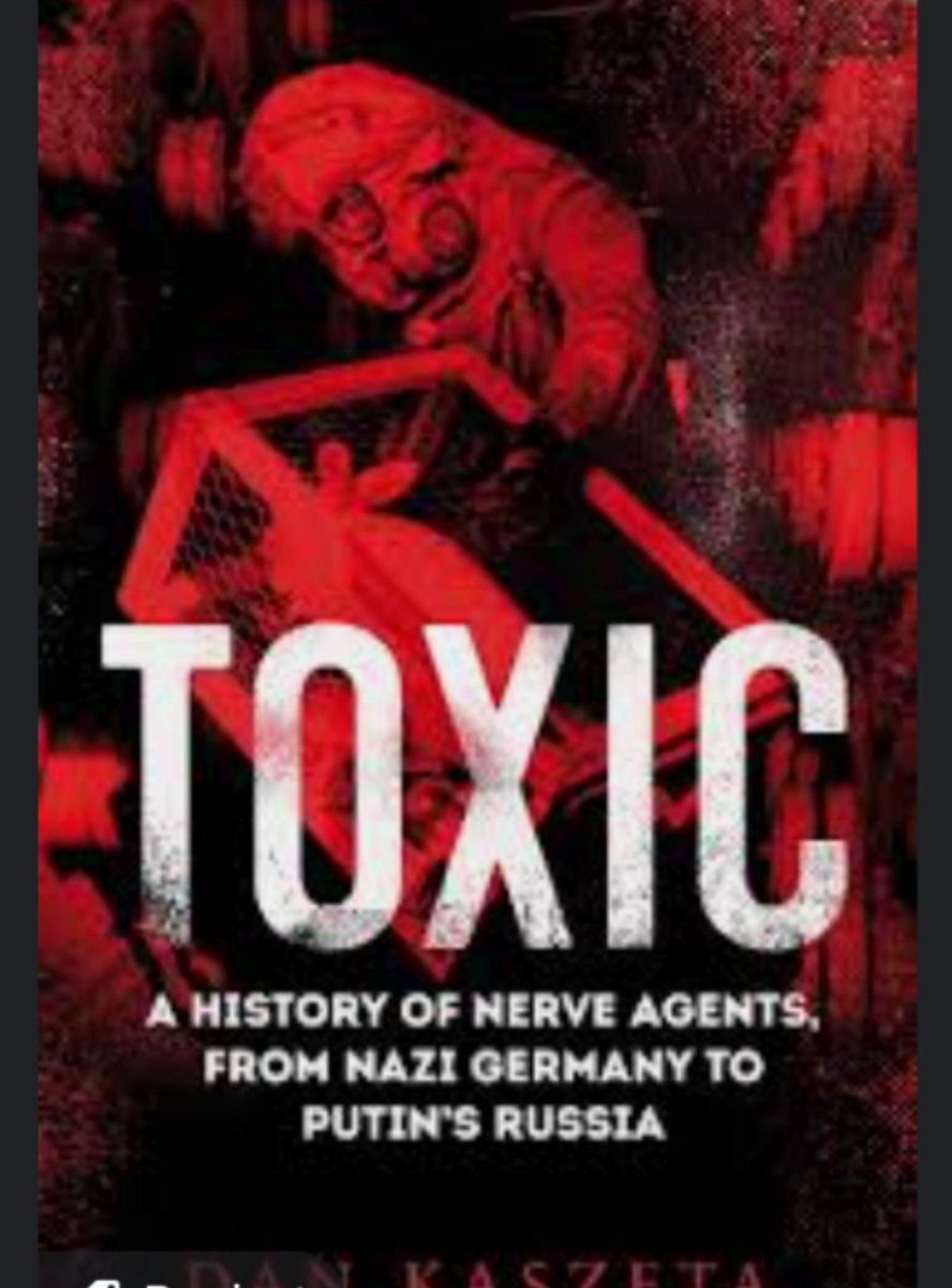 @DanKaszeta I had high expectations when I listened to the podcast but you massively surpassed them. I'm a slow reader but I'm going to accelerate through my Xmas books and buy #Toxic