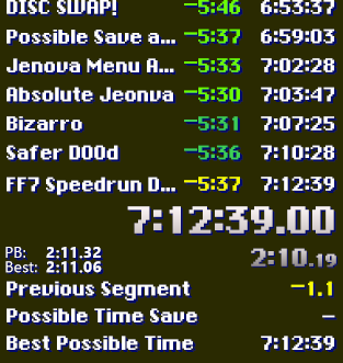 CalebHart42 - FINALLY A DECENT RUN WITH NEW ROUTE! GG'S!