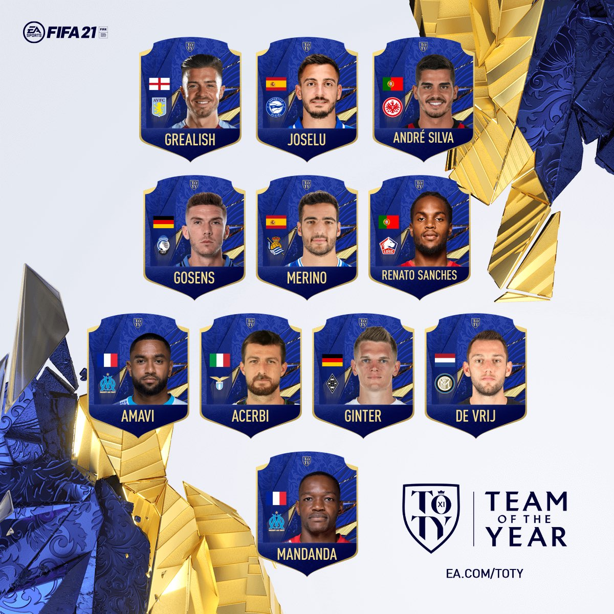 Rectification #TOTY