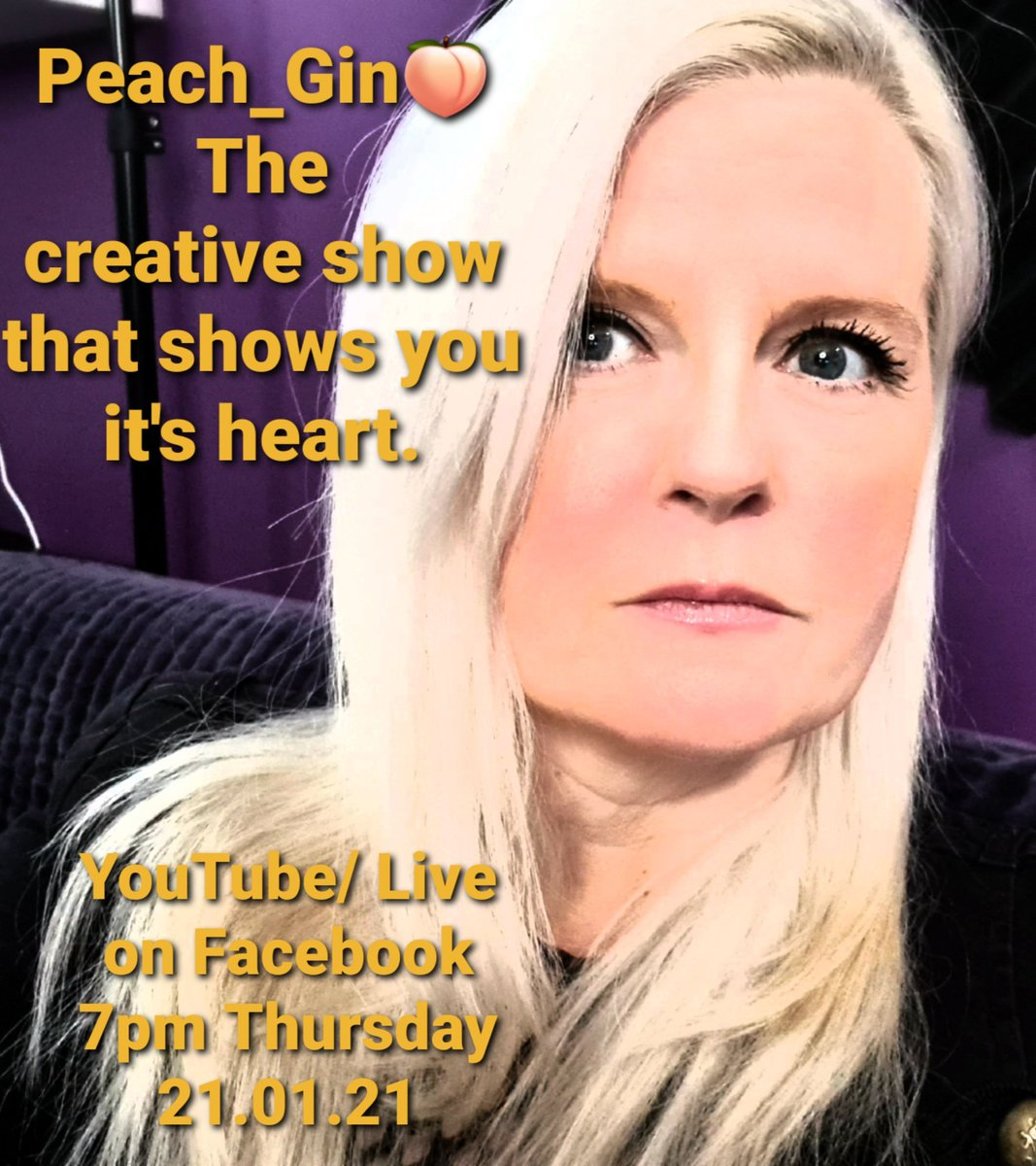 #ThursdayMotivation #YouTube #Peach_Gin #Creative #WeirdIsCool #singer #hope #StreamerCommunity #yungblud #LoveYou @AttacusLuna Getting some great shows together!New music, new ventures and All inspiring.Love41Another people, the Beautiful 2Way pathway🍑🍑🍑