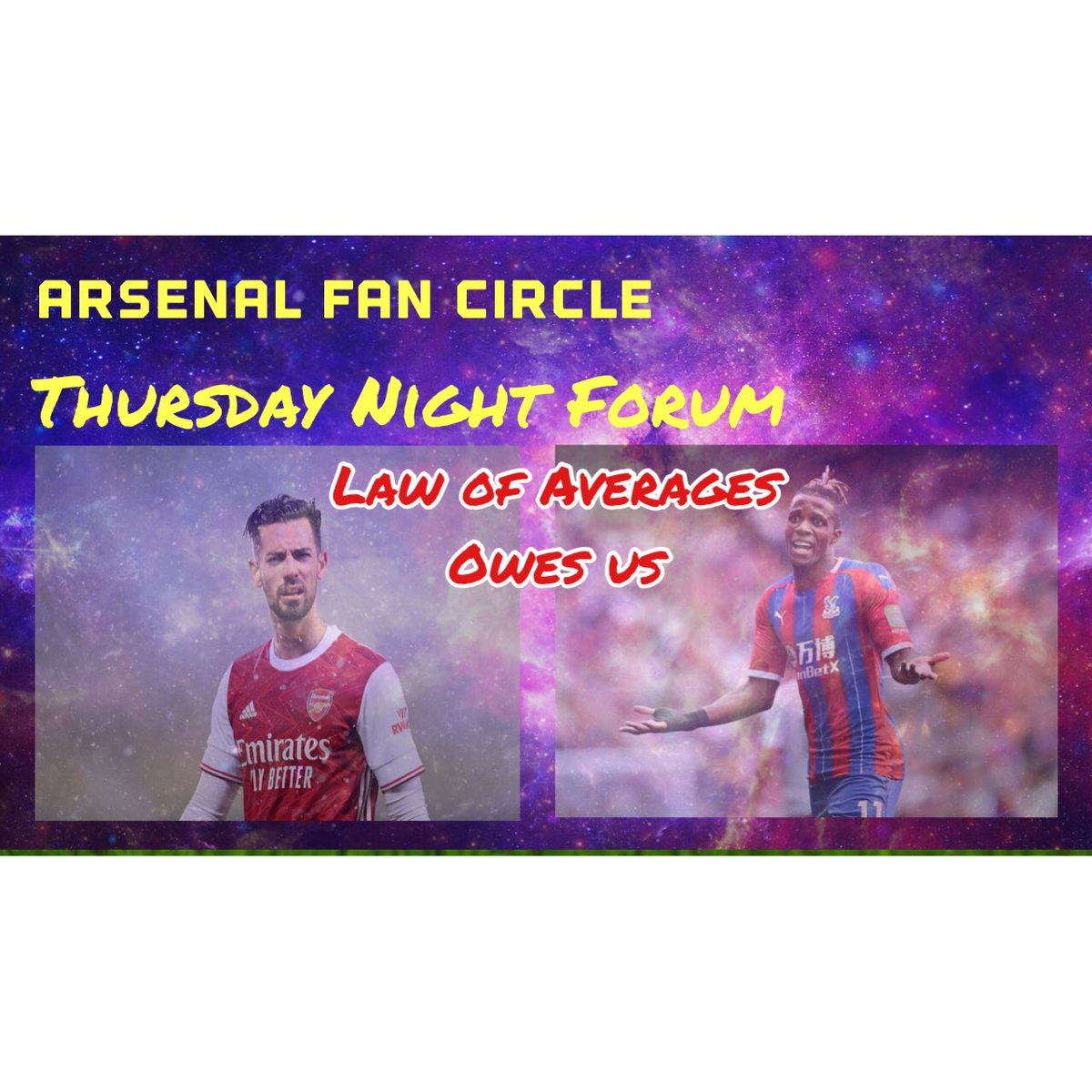 #arscry 0-0 draw but lots 2 talk about. We chatted about #arsenal Garlick & HP Sauce! Get caught up here ➡️  thanks Panel @DntWasteDaTweet @taoprophet420 @MrRobotTake2 @1980_greenwood Don't miss this one! Retweets & Share appreciated greatly #COYG #gooners
