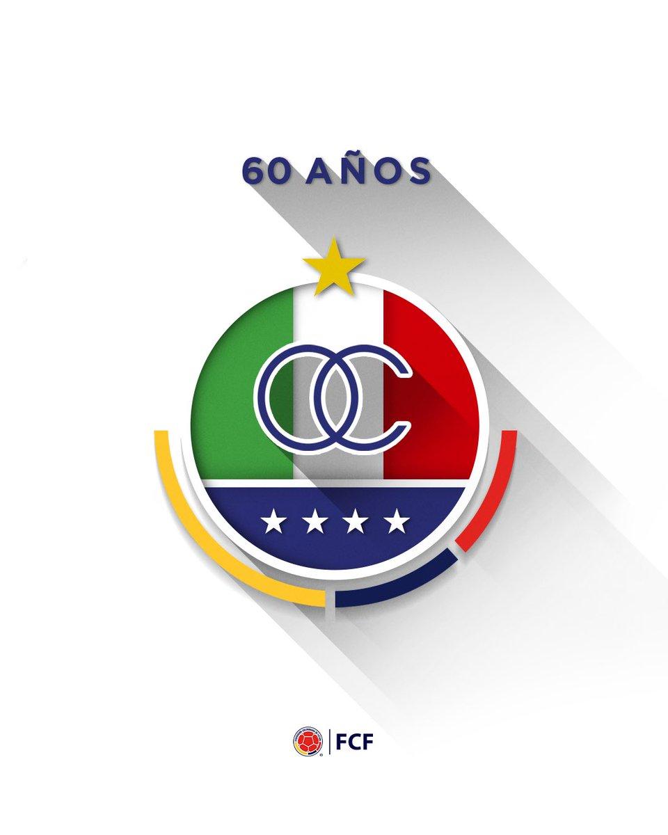 ¡Felices 6⃣0️⃣ @oncecaldas !   El Blanco Blanco está de aniversario y desde la FCF le queremos enviar nuestras felicitaciones 🤗   Gracias por llenar de gloria nuestro fútbol 🙌