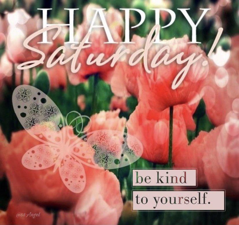 Good morning! Happy Saturday! 😊💕  #saturdaymorning #saturdaymotivation #saturdaymood #saturdayvibes #Saturday #motivation #quotes #quote #Inspiration #inspirationalquotes #inspirational