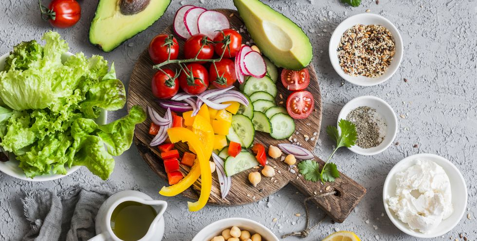 What the Healthiest Women Eat. #prevention  Pantry Staples from RBC #redibasecooking #thespicehouse #stews #instafood #soupbase #souprecipes #glutenfree #plantbased #eggplant #rhubarbkitchengarden #wintersoups #soupdiet #soupseason #healthyfood #rcfinefoods