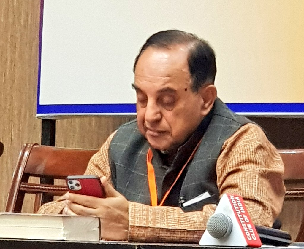 @Swamy39 @ETBrandEquity News Archives: Senior BJP MP & Chanakya, Dr.   @Swamy39 beats PM Narendra Modi to become most interactive politician on Twitter: Study (Mint, April 2019) 🌟💥