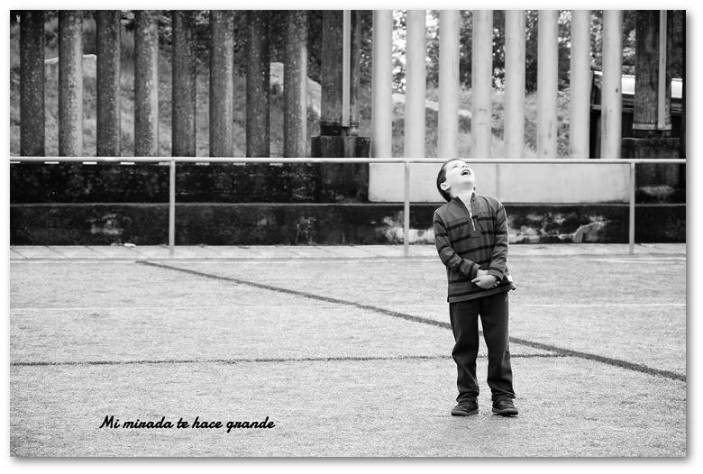 """El arte de conversar..., por Paula Verde @PAVEFRA en """"Mi mirada te hace grande""""   #autismo"""