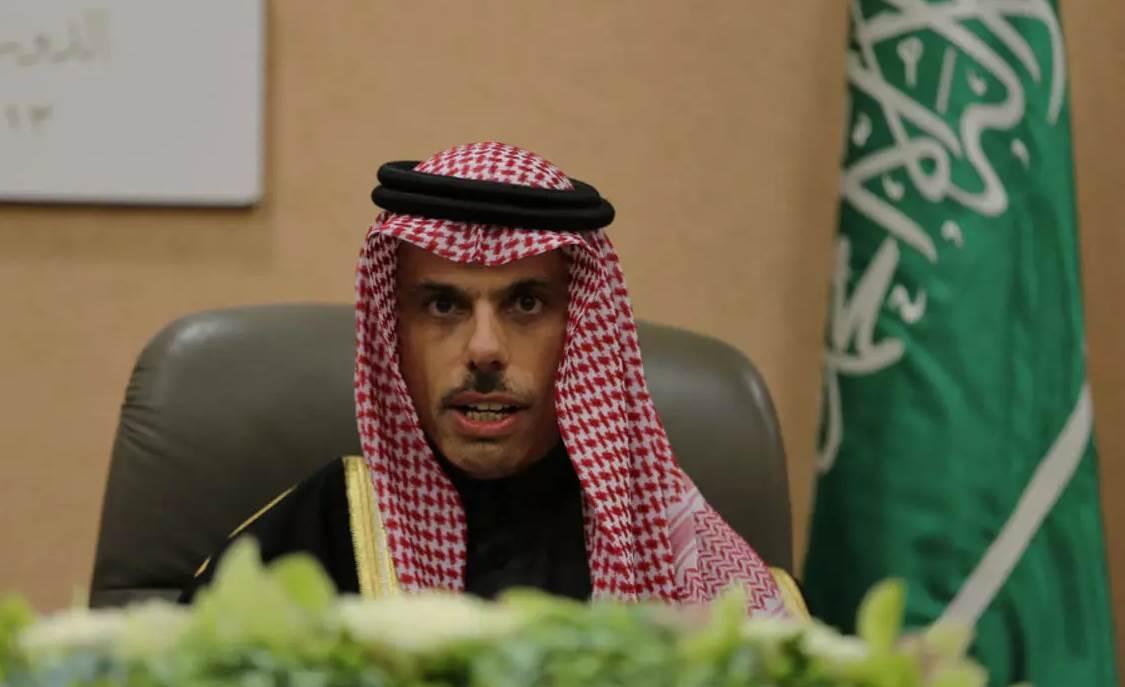 #وزير الخارجية #السعودي: #إعادة فتح سفارتنا #بالدوحة خلال أيام   #فيصل_بن_فرحان  #حماك
