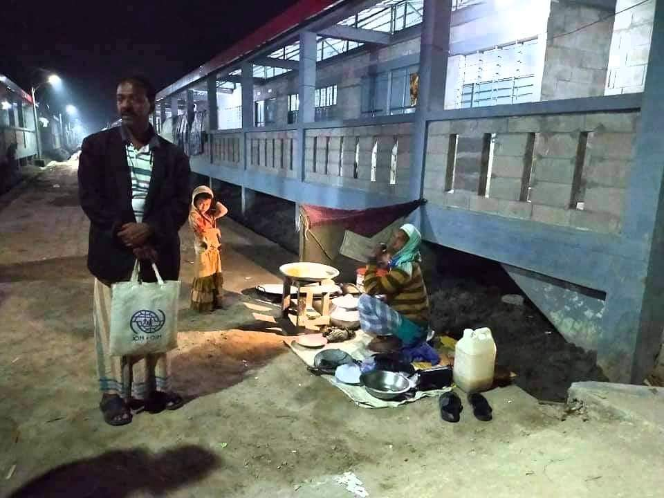 #Bhasanchar is a winter breakfast for Rohingyas https://t.co/Kw2ey5LtXp