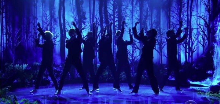@BTS_twt Ya 1 año de Black Swan, enserio gracias por tremendo arte.  #1YearWithBlackSwan