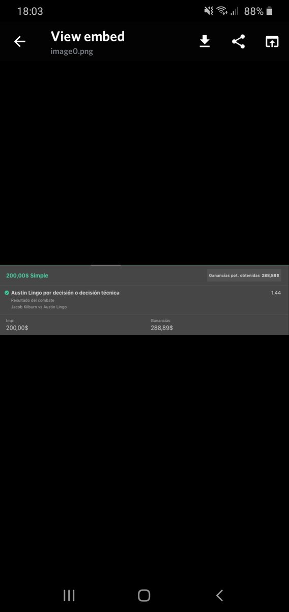First #LiveBet tip for members of 2021 cashes! Lingo dec after r2! #UFCFightIsland7 #bettingtips